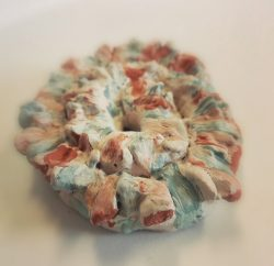 Ceramic coral by Charlie Sheppard Year 7