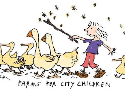 Image of Farms for City Children