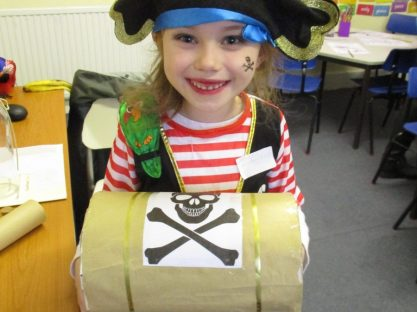 Image of Year 2 Pirate Day