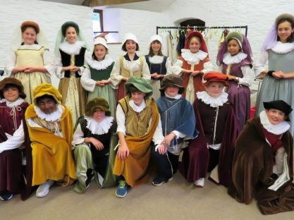 Image of Year 6 trip to Buckland Abbey