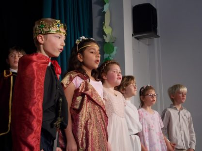 Image of Year 4's A Midsummer Night's Dream