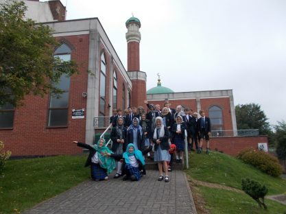 Image of Year 5 at Exeter Mosque