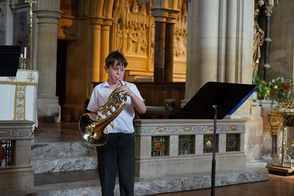 House Music Competition - Exeter Cathedral School : Exeter