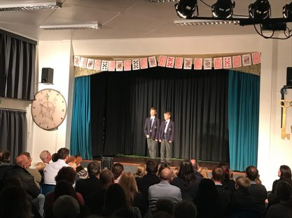 Image of Declamations' Finals' Evening