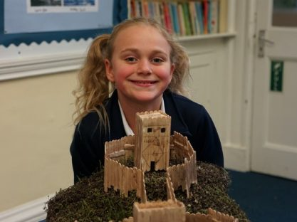 Image of Motte and Bailey Castles