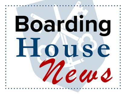 Image of Boarding House News