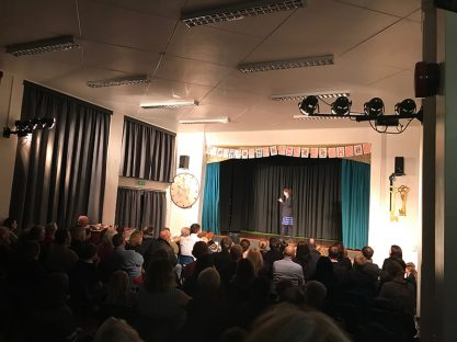 Image of Declamations Finals Evening