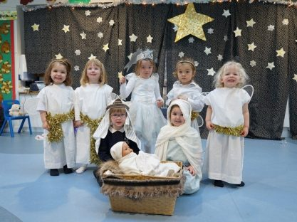 Image of Nativity in the Nursery