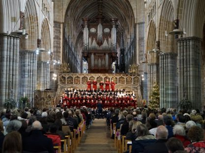 Image of School Carol Service