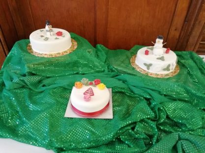 Image of Christmas Suger Craft