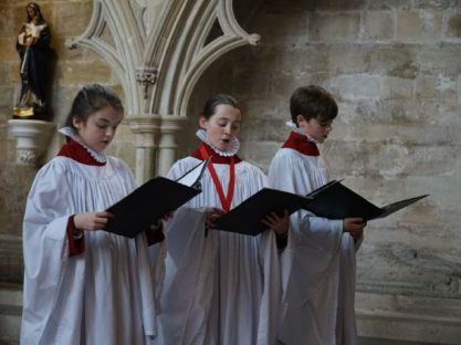Image of Chorister News