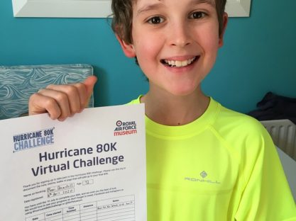 Image of Hurricane 80K Challenge