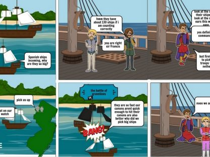 Image of Year 6 History – The Armada Attacks!