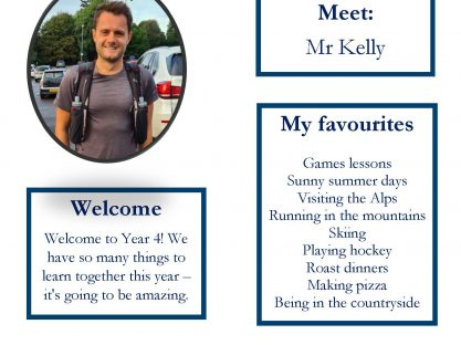 Image of Meet the Team – Year 4