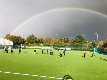 Image of Sport under the rainbow
