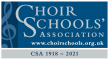 Logo of Choir Schools Association