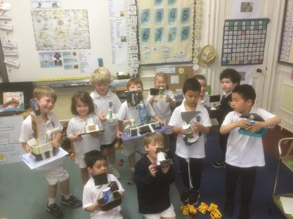 Image of Reception have been Sailing the Seven Seas!