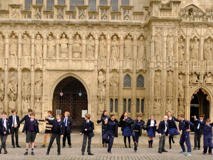 Image of Record-breaking success for ECS pupils